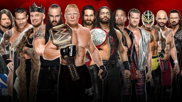 2020 Men's Royal Rumble Match