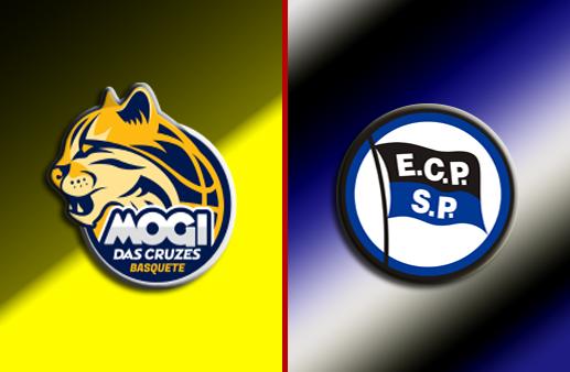 Mogi x Pinheiros Copa Super 8 de Basquete