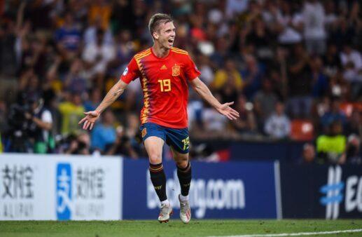 Dani Olmo revelou a felicidade pelo interesse do Barcelona