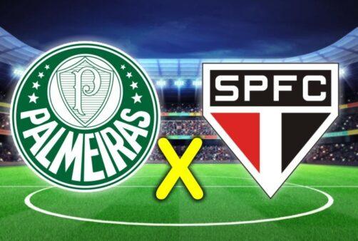 Palmeiras x São Paulo: saiba como assistir ao clássico AO VIVO na TV
