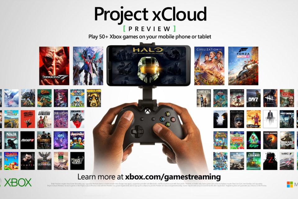 Project xCloud chega no Canadá na próxima semana   Torcedores ...