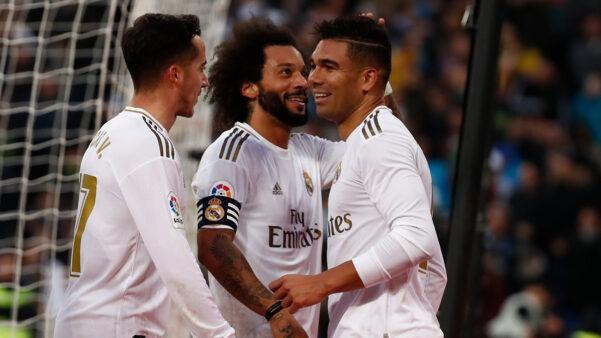 Provável escalação Real Madrid