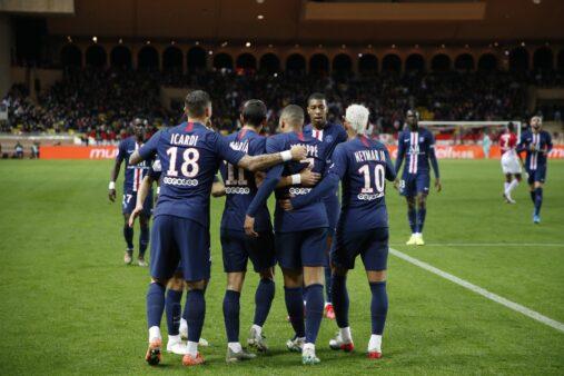 PSG Neymar e Mbappé