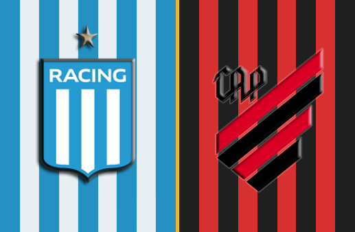 Racing x Athletico Paranaense Amistoso
