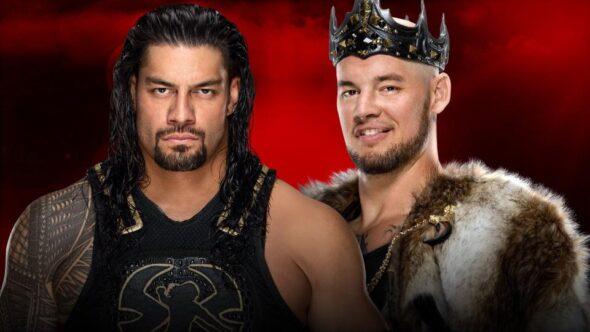 Roman Reigns vs. King Corbin