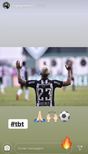 Róger Guedes - Atlético
