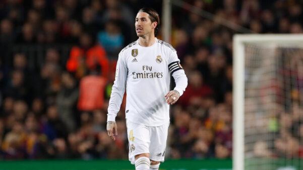 Sergio Ramos é um dos maiores ídolos do Real Madrid.
