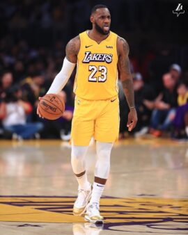Suns x Lakers
