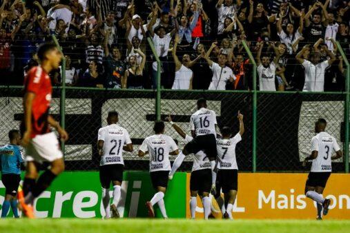 Corinthians na Copa São Paulo