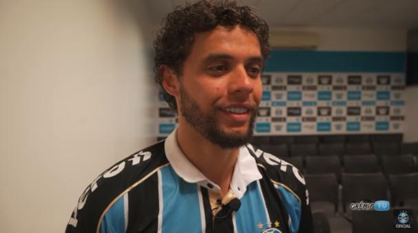 Reprodução/ Grêmio TV/ YouTube