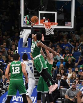 Warriors x Celtics
