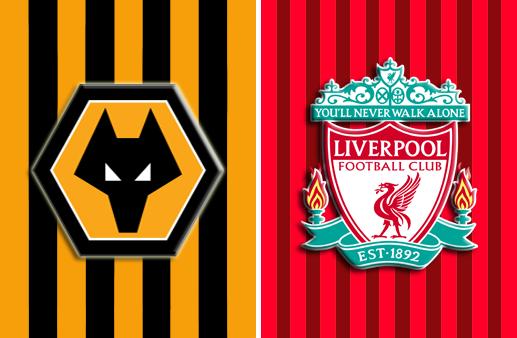 Wolverhampton x Liverpool Premier League