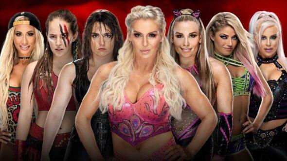 2020 Women's Royal Rumble Match