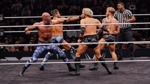 Resultados WWE Worlds Collide