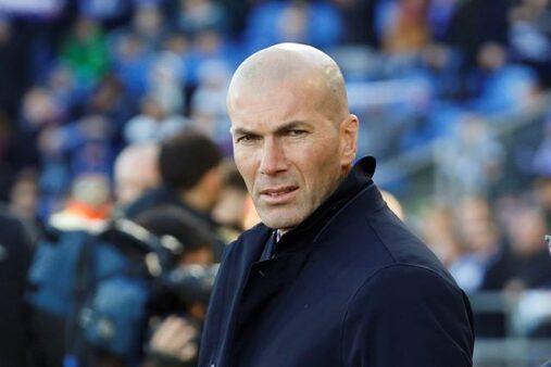 Zidane critica gramado estreia Real Madrid Copa do Rei
