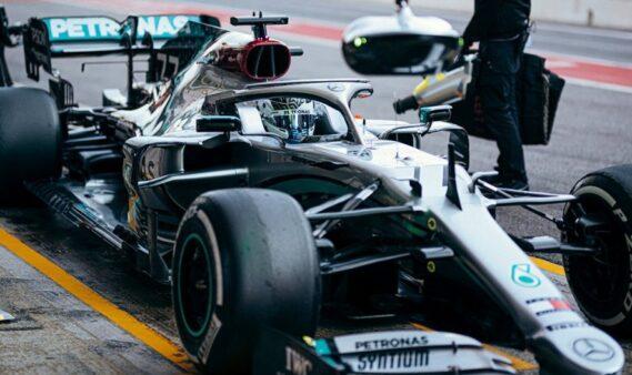 Mercedes Fórmula 1