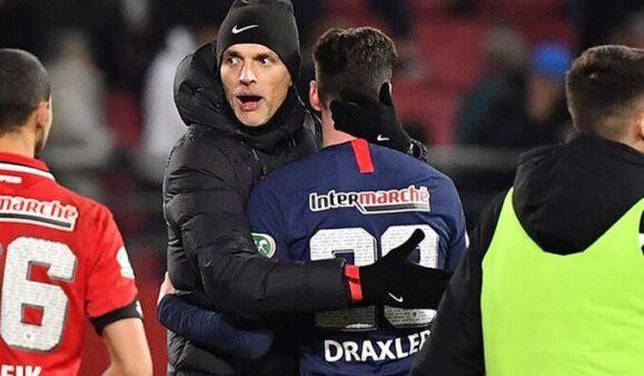 """Tuchel: """"O grupo quer mostrar contra o Dortmund aquilo que é capaz de fazer"""""""