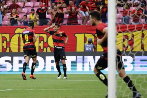 Brusque X Sport Recife