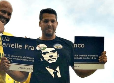 Politico Rodrigo Amorim