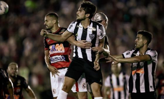 Atlético-MG x Unión Santa Fé