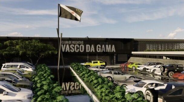 Vasco CT Centro de Treinamento