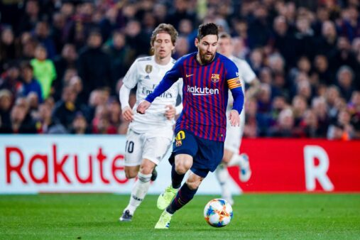 Real Madrid e Barcelona jogam neste domingo (1)