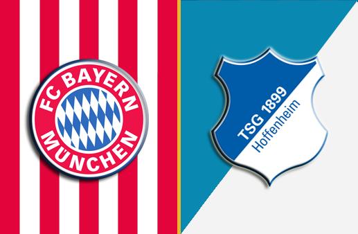 Bayern de Munique x Hoffenheim Copa da Alemanha