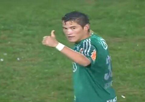 Betinho, herói do Palmeiras em 2012, acertou com o Altos-PI.