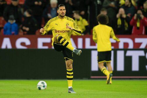 Borussia Dortmund Can
