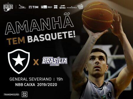 Botafogo e Brasília
