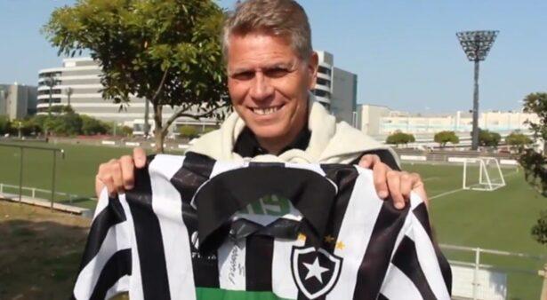 Paulo Autuori está de volta ao Botafogo
