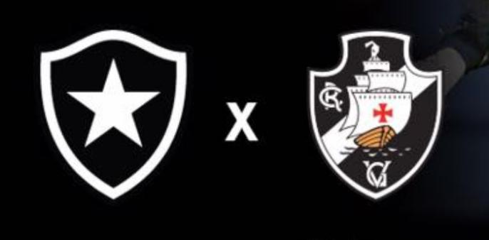 Resultado de imagem para Botafogo x Vasco