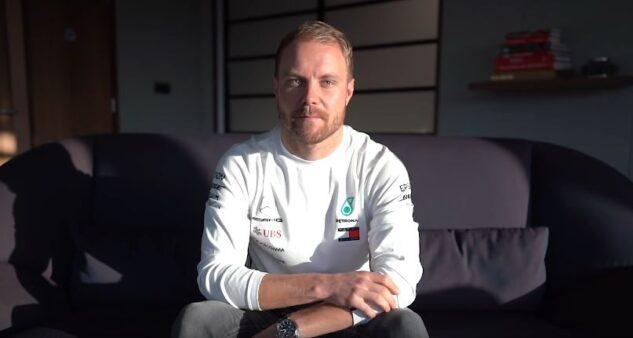 Bottas Mercedes Fórmula 1