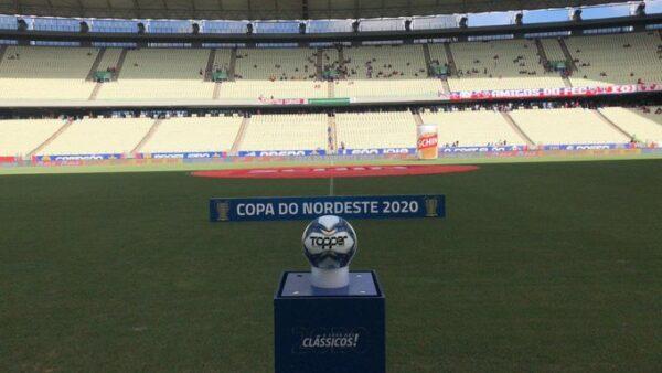Fortaleza e Santa Cruz - Copa do Nordeste