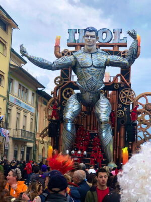 Cristiano Ronaldo Carnaval