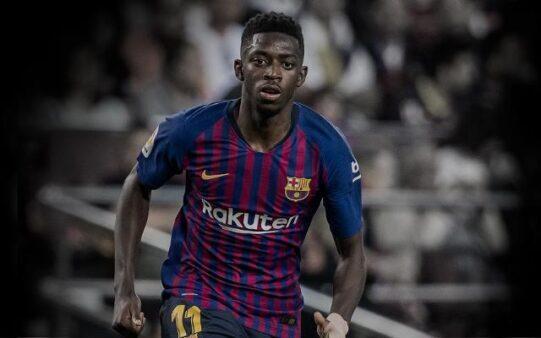 Dembélé pode ser moeda de troca do Barcelona
