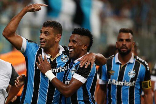 Grêmio desfalques