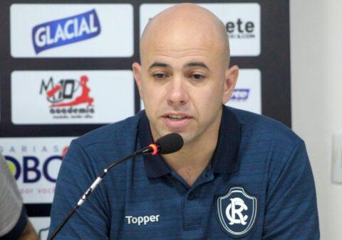 Dirson Medeiros, dirigente que faz parte do futebol do Clube do Remo