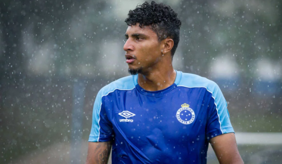 Éderson acertou rescisão com o Cruzeiro - Corinthians