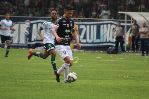 Eduardo Ramos pode estar disponível para o jogo contra o Águia de Marabá - imagem: Samara Miranda/ascom Remo