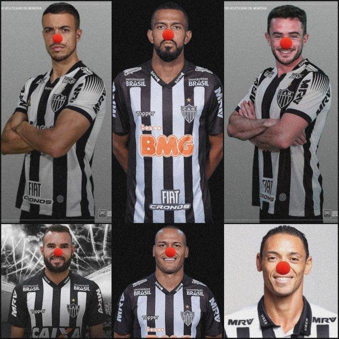Atlético Mineiro perde em casa para Caldense, e os rivais ...