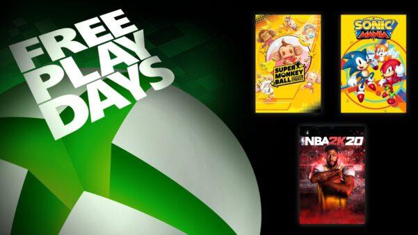 NBA 2K20 e Sonic Mania ficam disponível aos usuários até domingo (16)