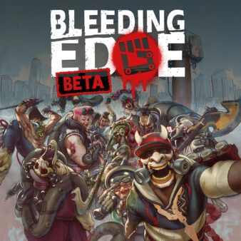 Os jogadores podem aproveitar o beta de Bleeding Edge até segunda-feira (17)