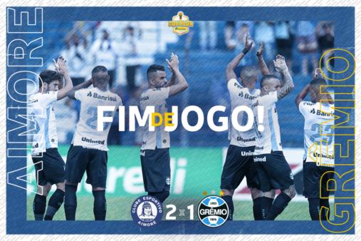 Aimoré x Grêmio