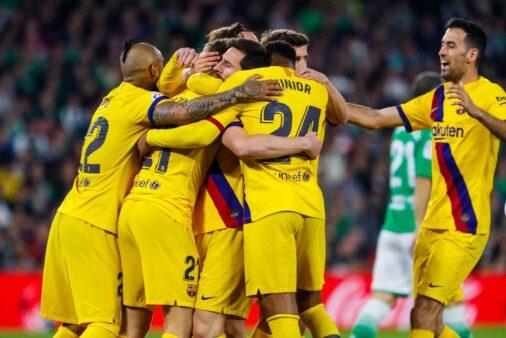 Com Messi no time titular, Barcelona encara o Getafe; veja a provável escalação
