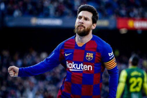 Messi atinge marca de mil participações em gols; veja os números