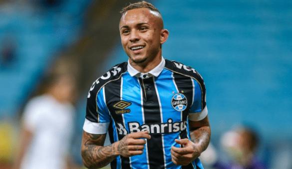 Everton Cebolinha, Grêmio