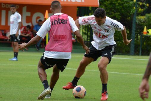 Reprodução/ Facebook oficial São Paulo FC