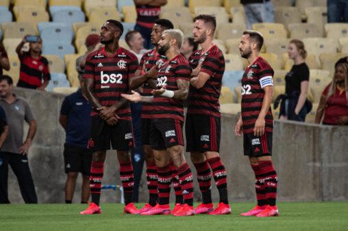 Flamengo é o atual campeão da Libertadores.
