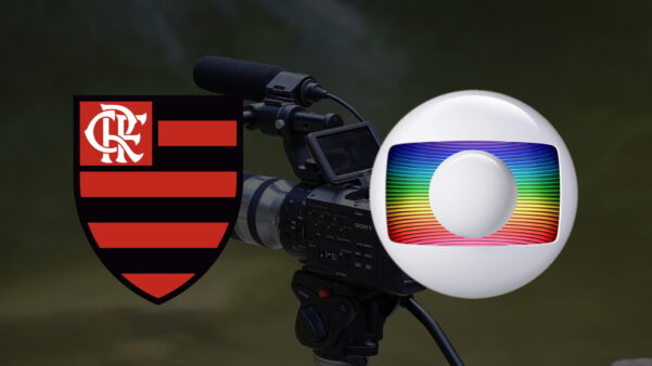 Flamengo dominou audiência na Globo RJ em 2019 - Arte: Allan Simon